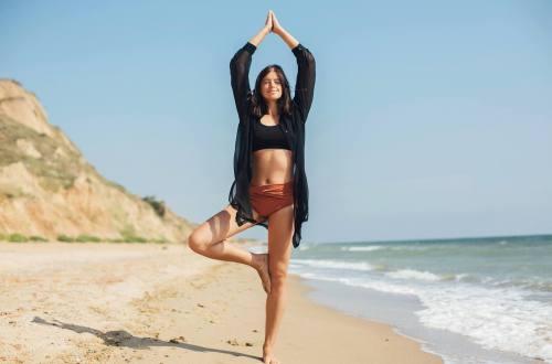 strój do jogi